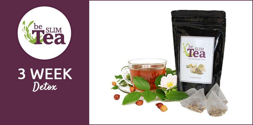 Be slim tea 3 week detox slimming tea tea detox