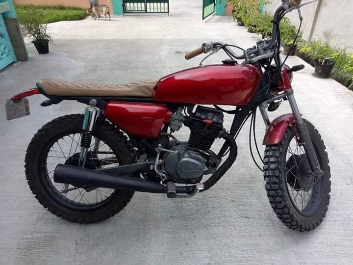 Honda Tmx 155