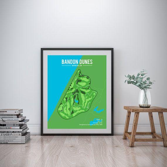 Bandon Dunes Oregon Map.Bandon Dunes Golf Course Map Oregon Golf Golf Printable Golf