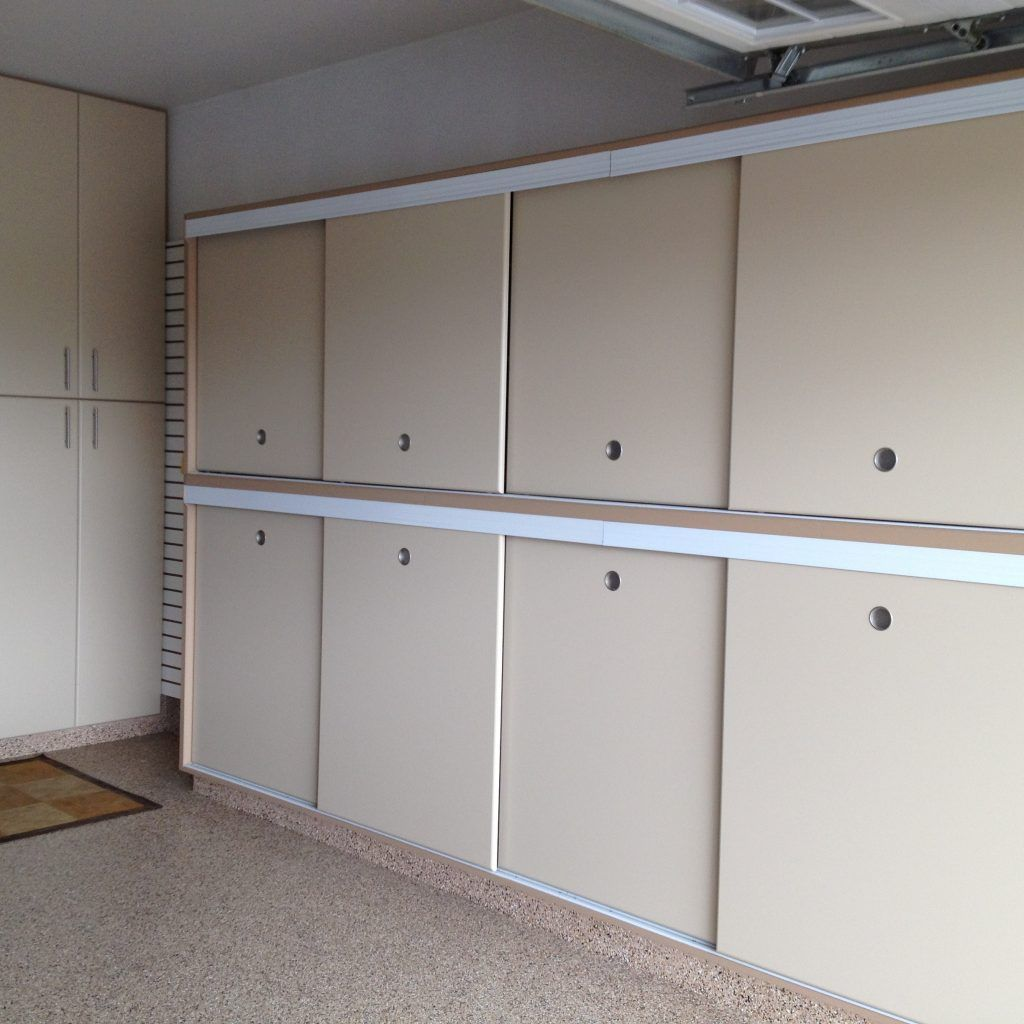 Garage Storage Cabinets Sliding Doors Httpdivulgamaisweb