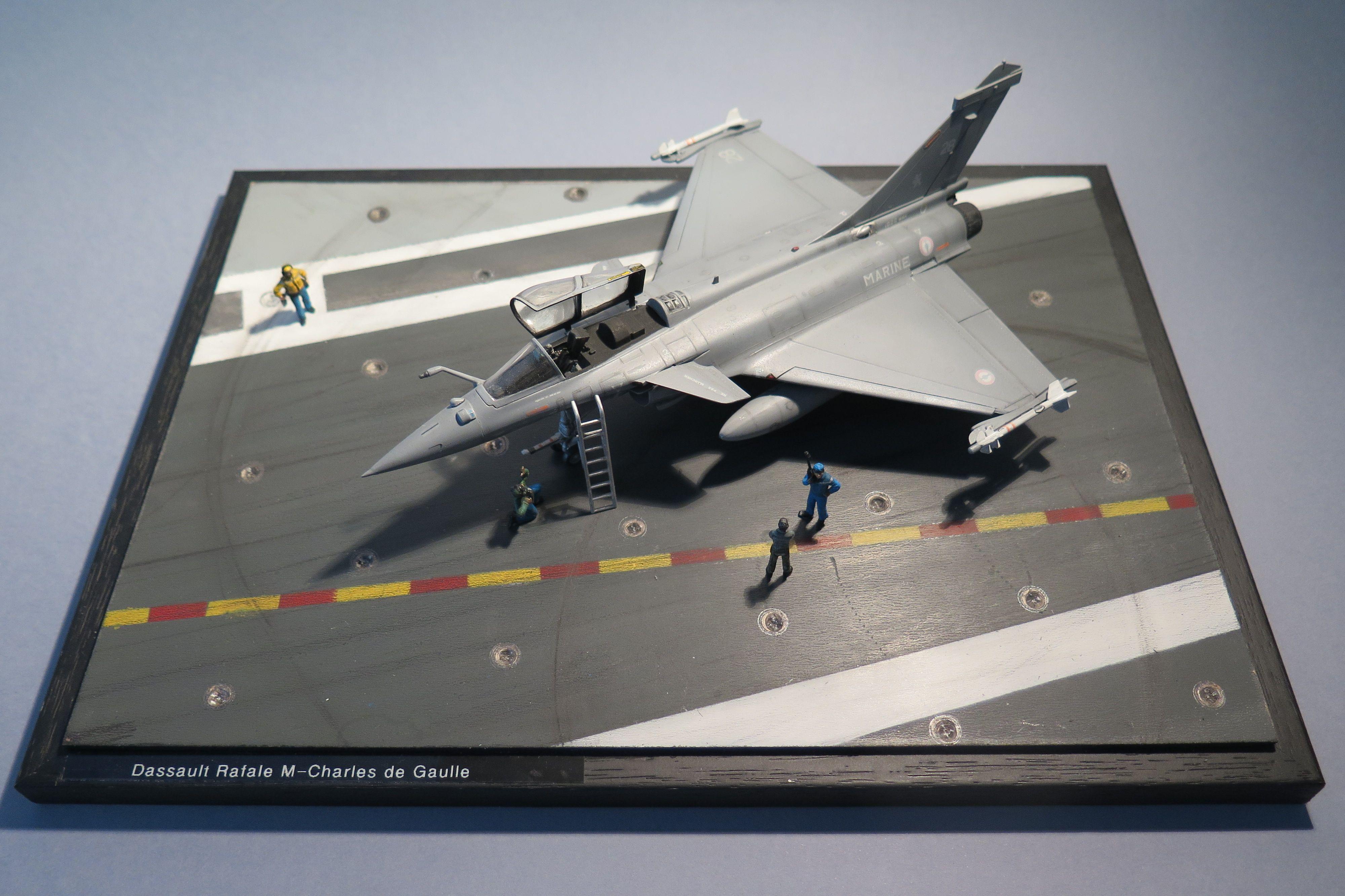 Dassault Rafale M 1/72 - Italeri   French Rafael   Fighter