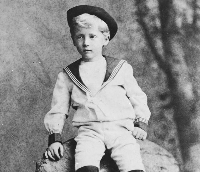 George Smith Patton Jr was born on the November, into a family with a long record of military service.