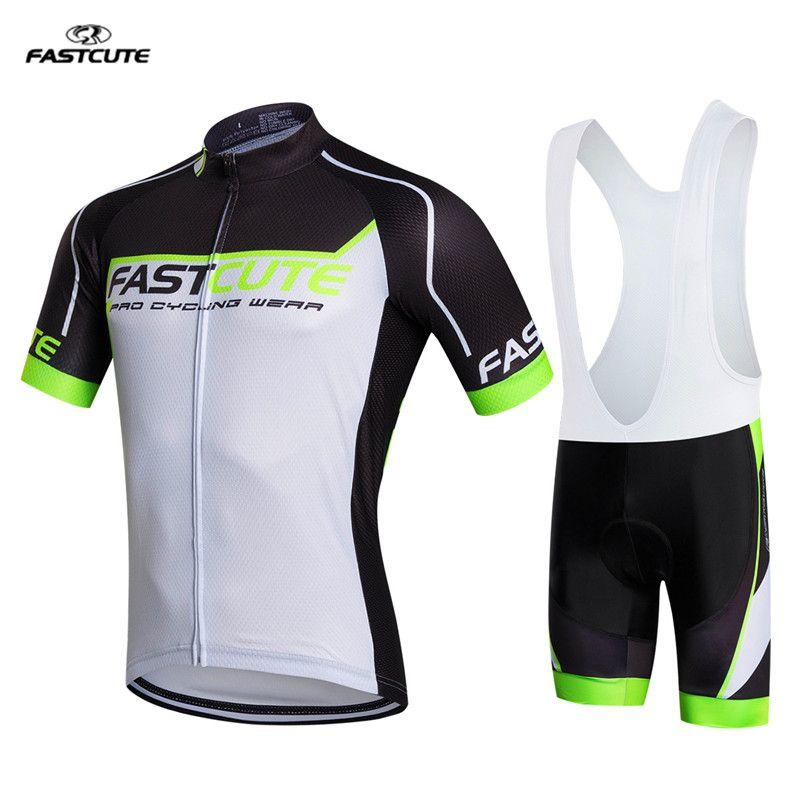 a8b8f7536 2017 Short sleeve set 3D gel pant cycling clothing MTB roupa Ciclismo bike  clothing sets fastcute