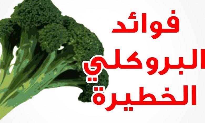فوائد البروكلي Broccoli Benefits Broccoli Vegetables