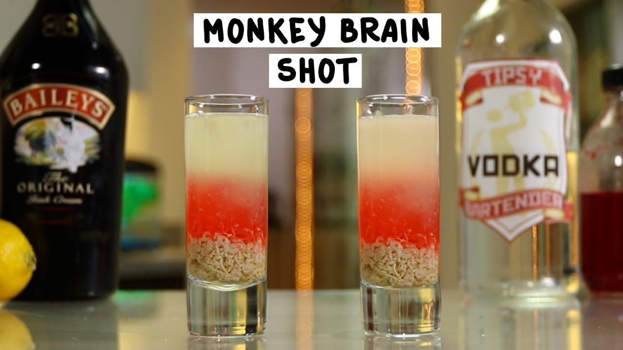 Monkey Brain Shot