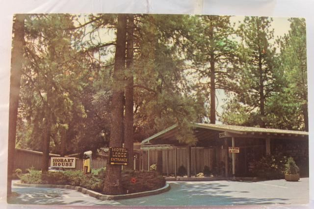 Hobart House , Pine Valley CA | California postcard ...