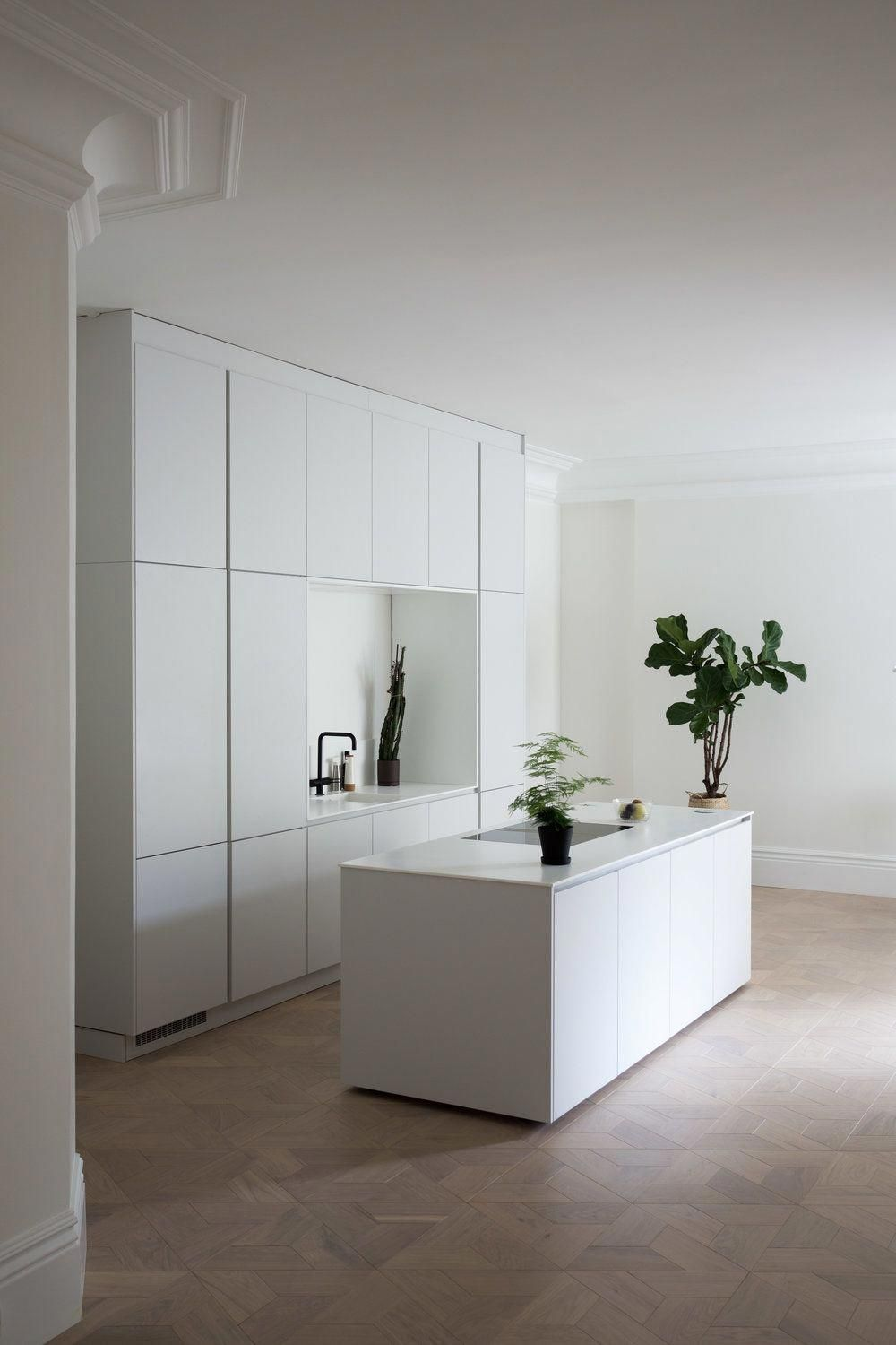How to revamp the kitchen table? | Minimalist dining room ...