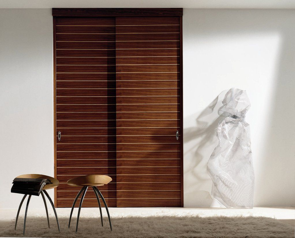 Modern interior sliding doors - Awesome Bedroom Interior Wardrobe Design Ideas With Closet Interior Walnut Sliding Closet Door Compl Wardrobe Wardrobe