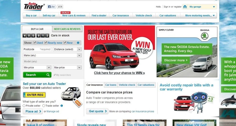 Scraping Structured Data From Autotrader Co Uk Data Scraping