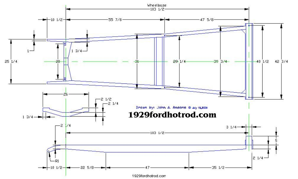 the rear suspension for the 1929 ford roadster 1929fordhotrod com 1929 studebaker wiring diagram the rear suspension for the 1929 ford roadster 1929fordhotrod com