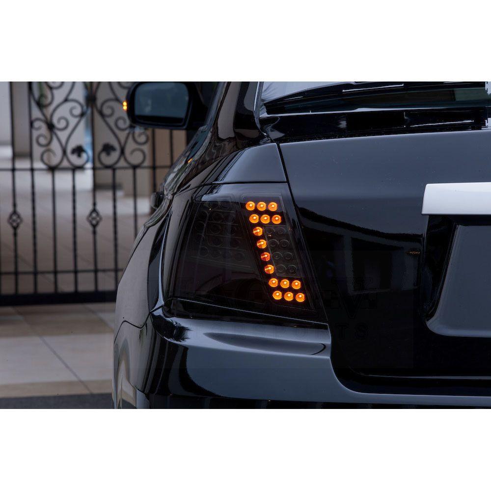 Valenti Jewel Led Tail Lamps 2008 2014 Subaru Wrx Sti Sedan With