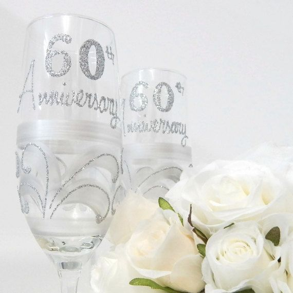 Anniversary Gift Parents 60th Anniversary by InaSpinNiquesWay ...