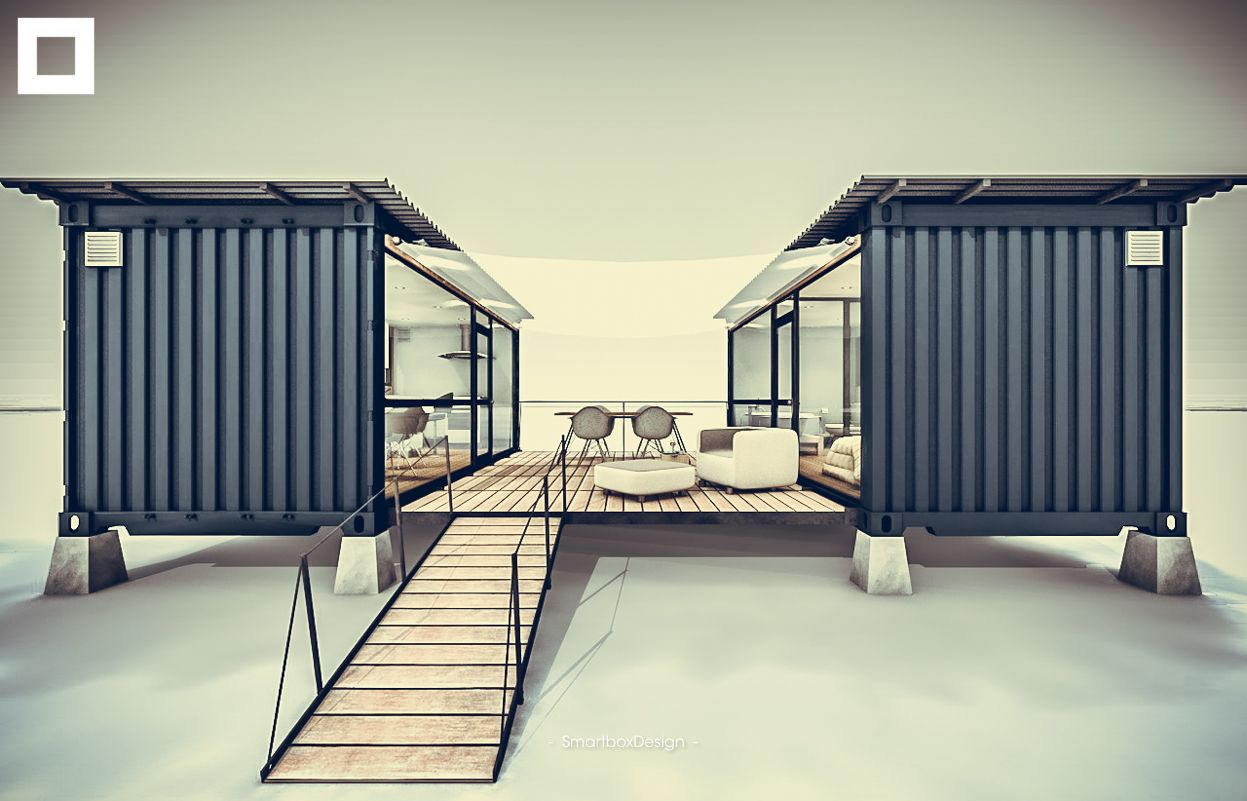 Shipping Container Homes 2x20 Container House Design
