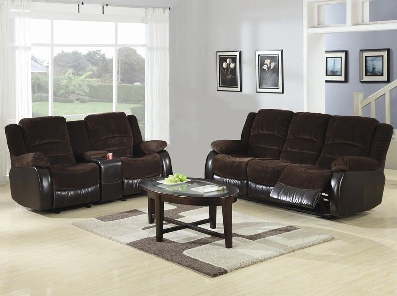 Sofa Loveseat Recliner Set