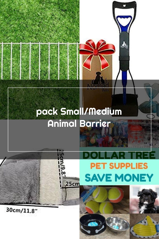 Dig defence 25pack smallmedium animal barrier pet
