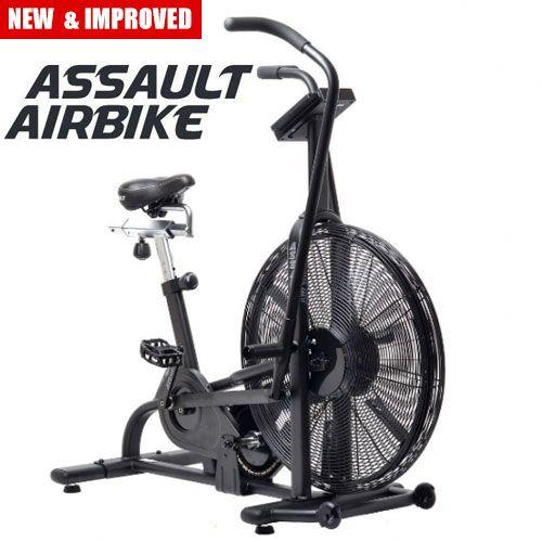 Assault Air Bike Bike Crossfit Bicycle Maintenance