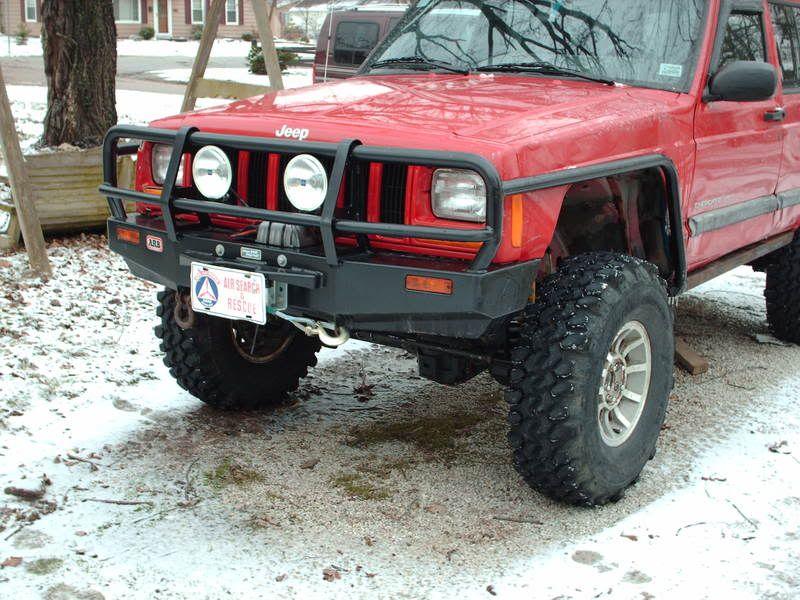 Arb Front Bumper Xj Google Search Jeep Xj Jeep Cherokee Xj