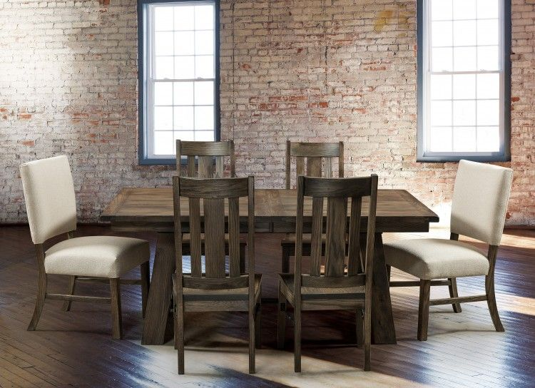 The Ouray Chair Compliments Dining Table And Trinidad It Is Available With