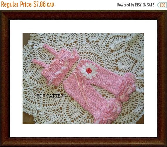 Everything On Sale Baby Crochet Pants Frilly Crochet Top Crochet