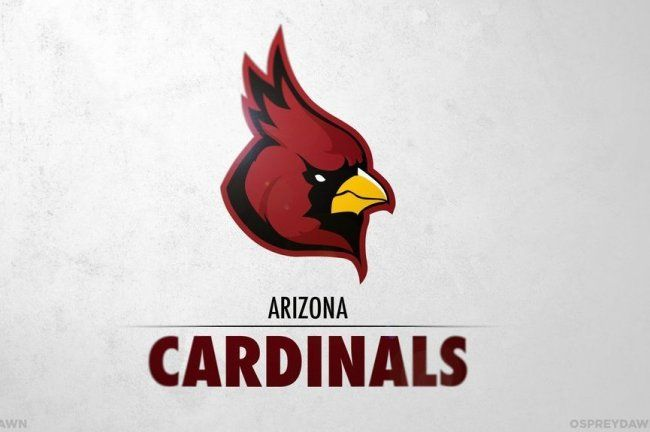 Redesigned Logos For Every NFL Team Cardinals Logos And Sports - Famous logos redesigned as angry birds characters