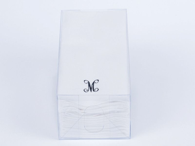 Nature S Linen Paper Disposable Guest Hand Towels Personalized