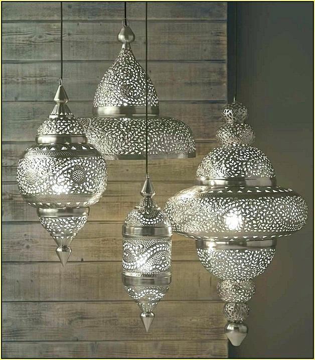 Moroccan Style Outdoor Lighting Style Lanterns Style Pendant Light