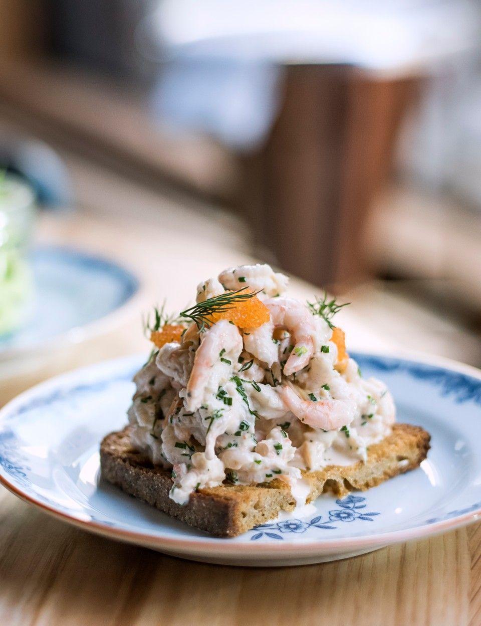 Shrimp Skagen (Skagenröra)