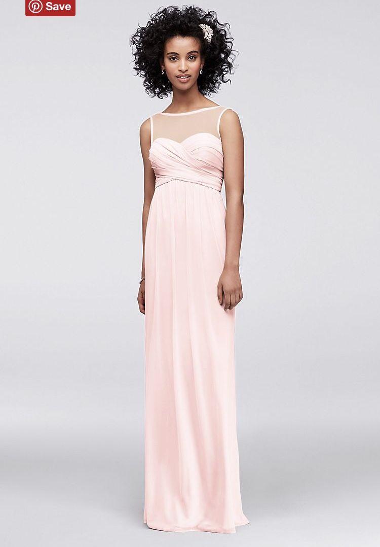 Bridesmaid dress idea - in petal  92e3e09354a6