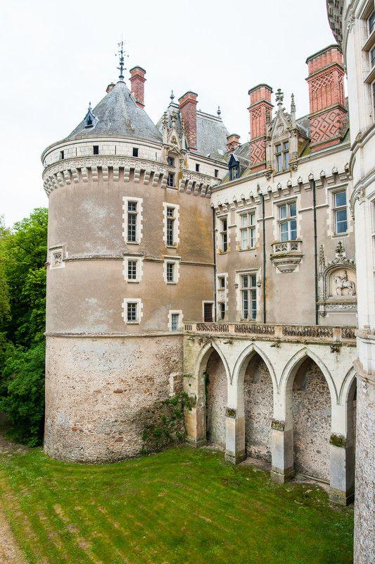 Le Chateau Du Lude 23 April 2014 France DSC 04162 Studio