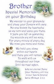 Image Result For Brother Birthday Card Verses