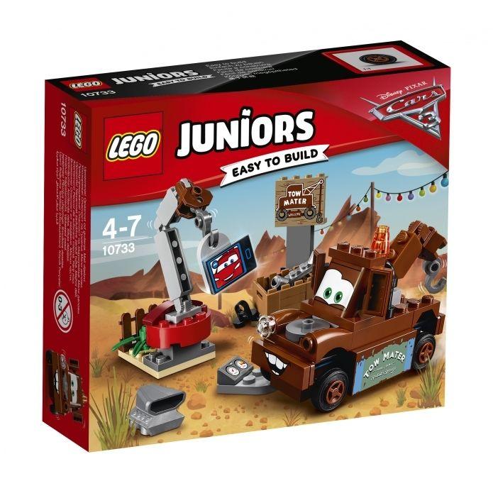 Slepovo Smetliste 10733 Brick Hr Lego Juniors Buy Lego Lego