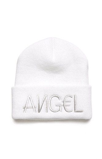 Kendall And Kylie X Neff Angel Beanie At Pacsun Com Kendall Kylie Outfits With Hats Kendall And Kylie