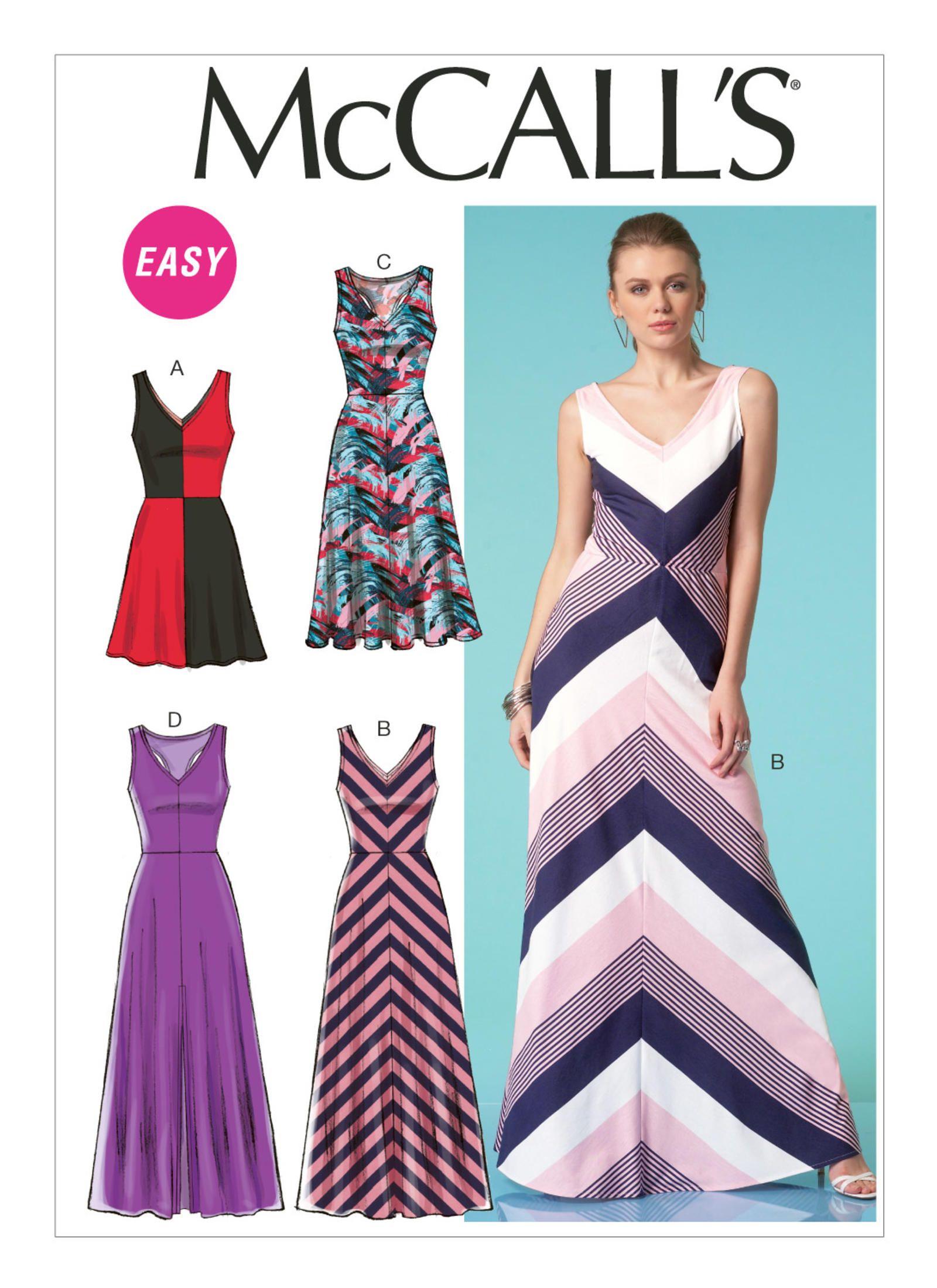 M7121 | McCall\'s Patterns | Sewing Patterns | Pinterest | Patterns ...