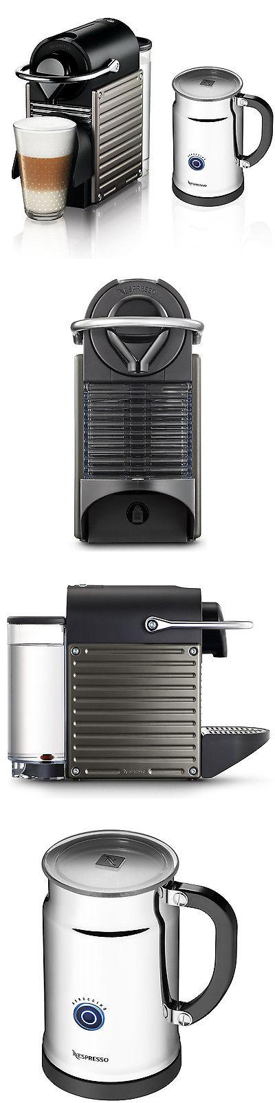 Espresso Machines 38252: Nespresso Pixie Espresso Maker With ...