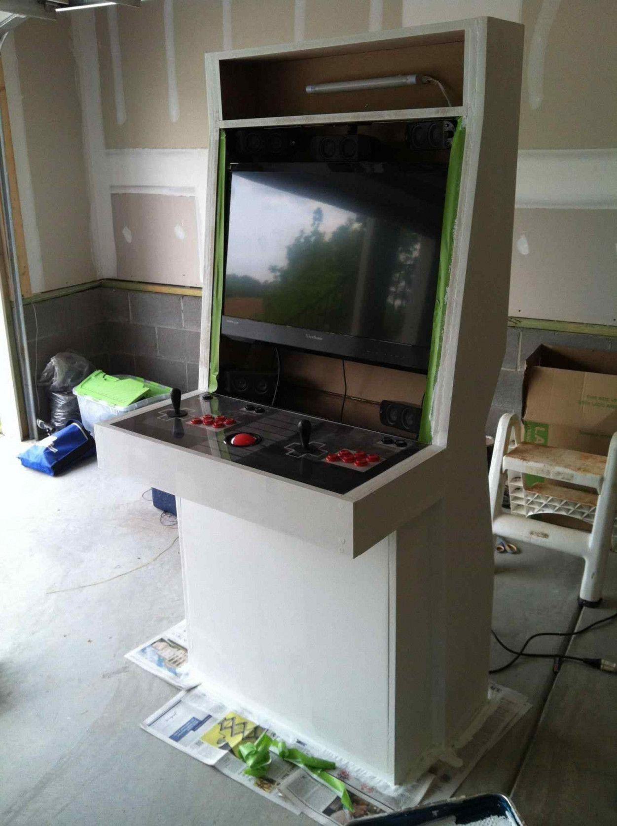 Slim Arcade Cabinet Schematics Wire Center Zodiac R0467600 Printed Circuit Board Power Interface Replacement Kit 77 Plans Apartment Kitchen Ideas Rh Pinterest Com Bartop