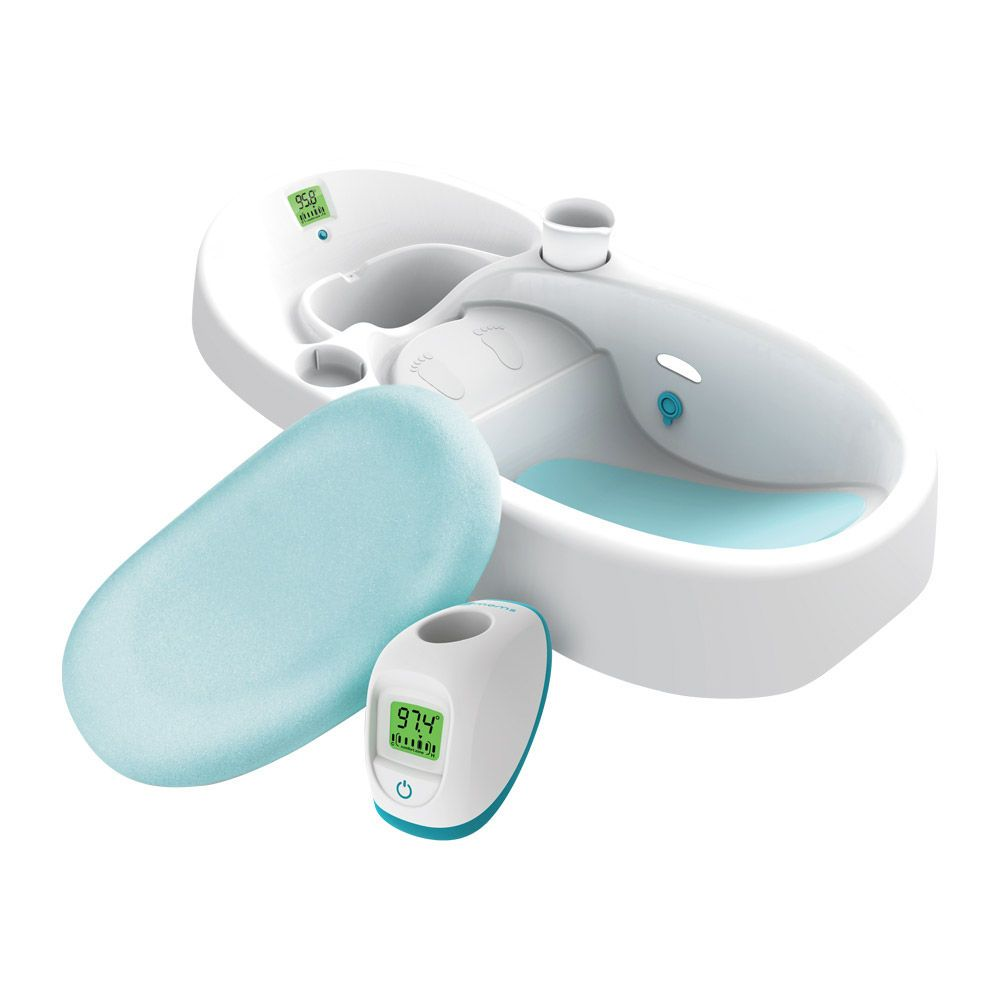 Cleanwater Infant Tub Infant tub allows clean water to flow in while ...
