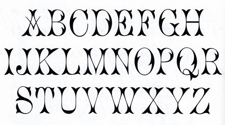 Free Font Lettering Idea Fonts Calligraphy Alphabet Hand