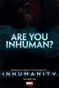 Are You Inhuman Teaser Marvel Marvel Events Marvel Dc Comics