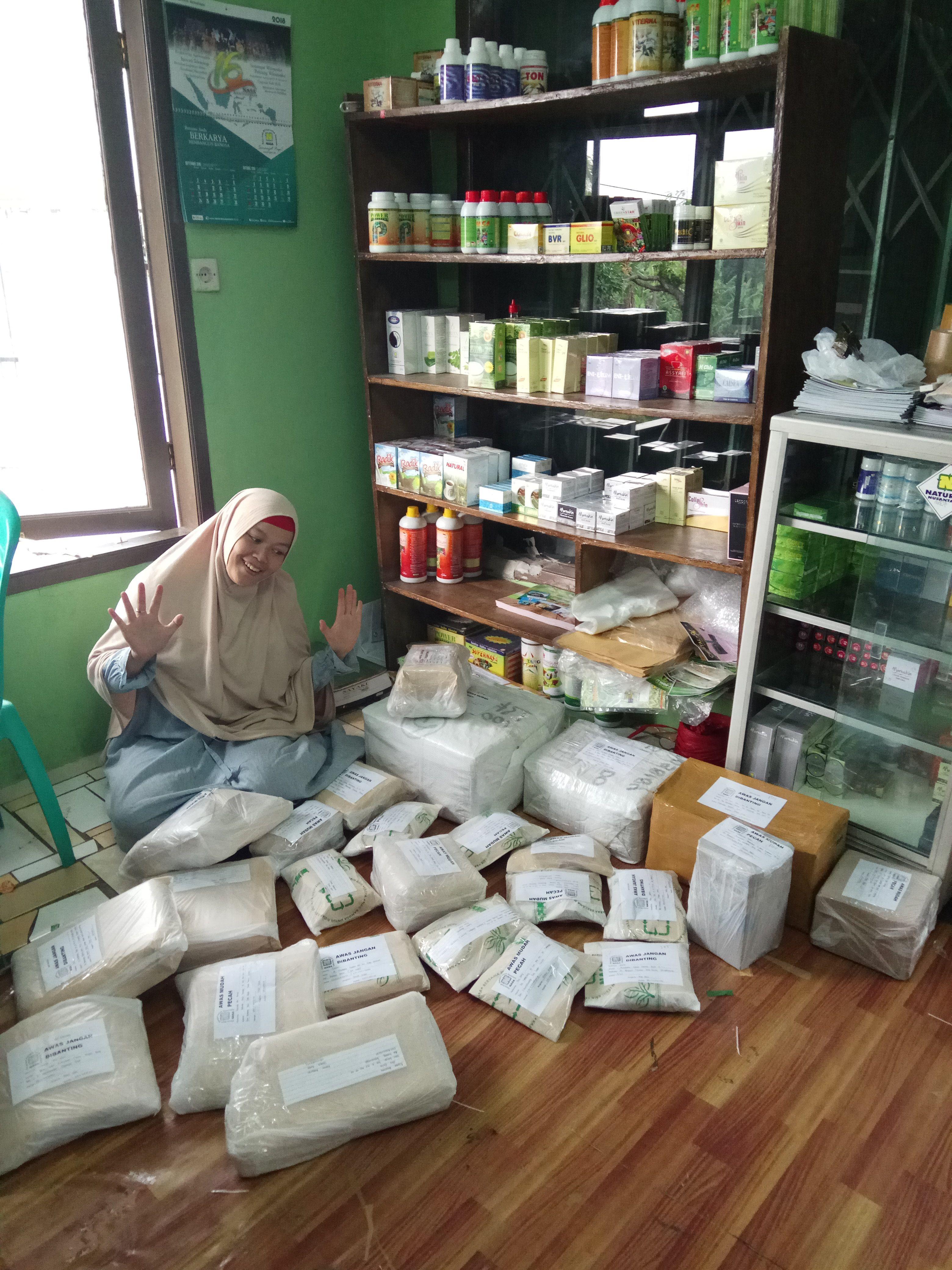 Distributor Nasa Bandung di 2020 Nasa