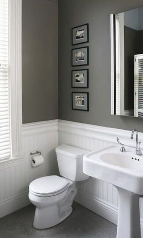 Beadboard Vs Wainscoting in 2018 Bathroom ideas Pinterest