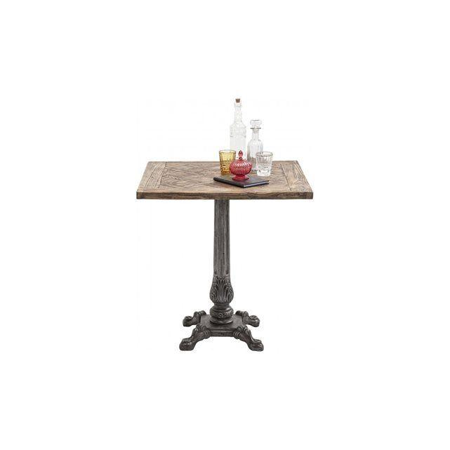 Table Bosco Light Kare Design Kare Design Prix Avis Notation Livraison Table Avec Un Plateau Dans Un Beau Bois D Acacia Cire Mobilier De Salon Table Bois Et Table