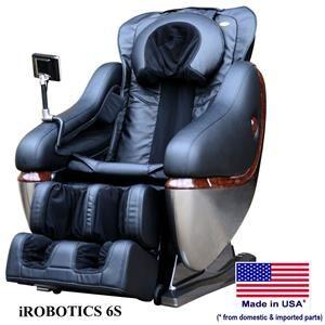 Luraco iRobotics i6S The Ultimate Medical Robotic Massage Chair