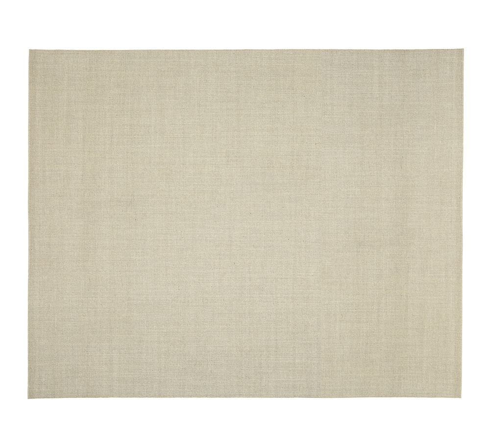 Solid Sisal Rug 3x5 Linen At Pottery Barn Rugs
