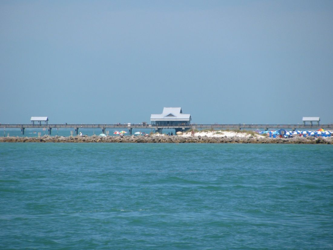 Pier 60 of clearwater beach on pinterest concession for Pier 60 fishing