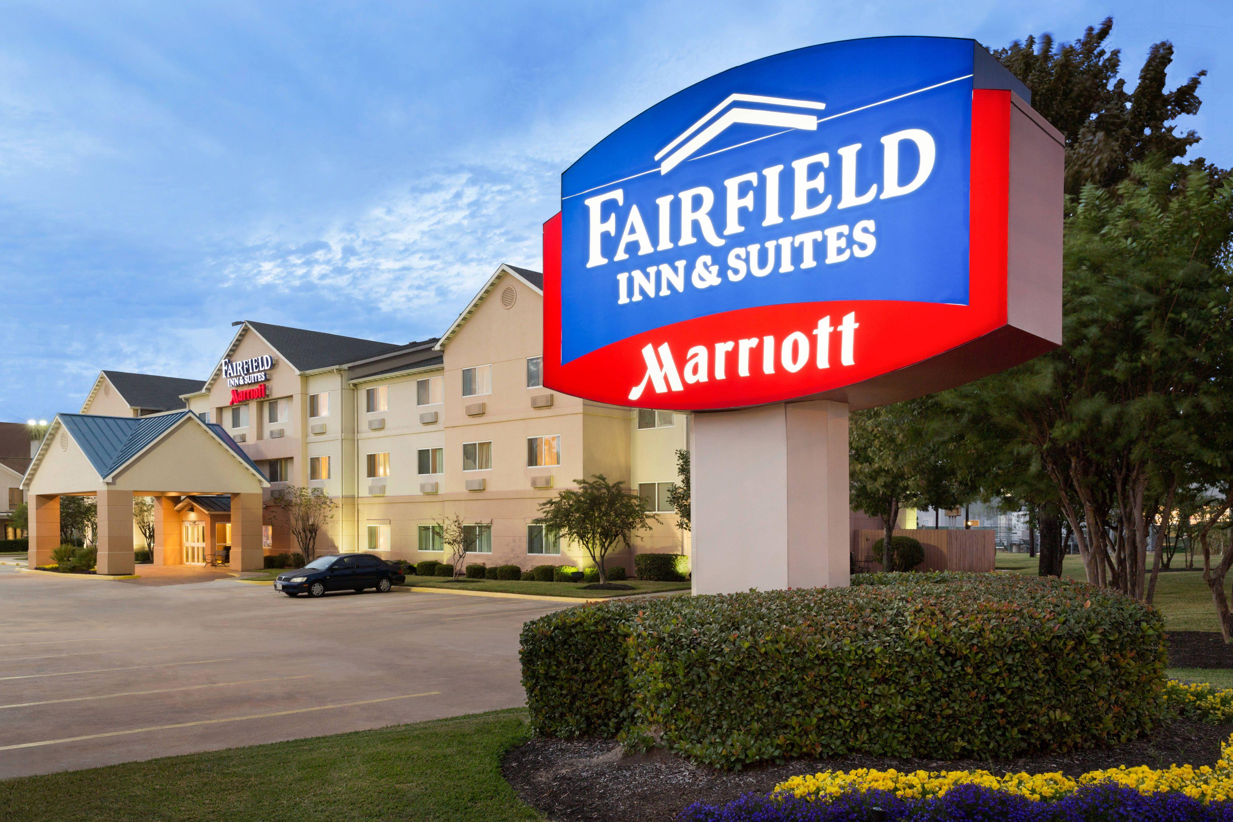 Fairfield Inn Fairfield Inn Houston Hotels The Woodlands Mall