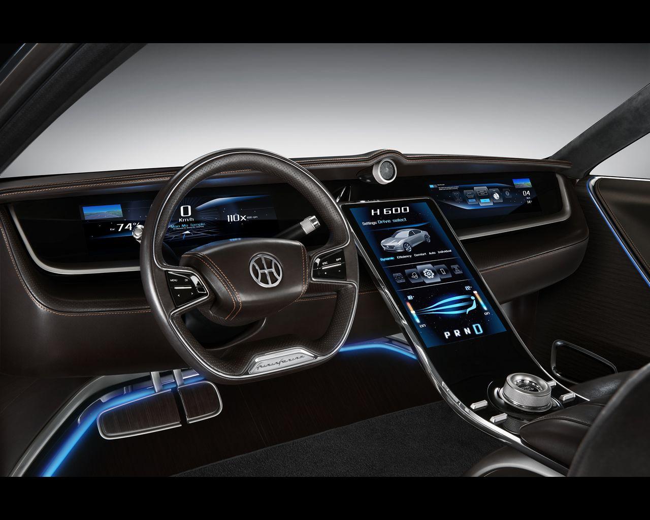 Hybrid H600 extensor de alcance eléctrico Sedan