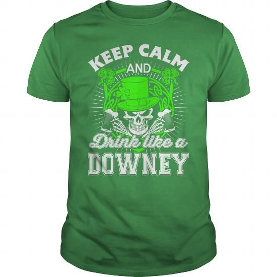 DOWNEY - #funny tee #tee ideas. ORDER HERE => https://www.sunfrog.com/LifeStyle/DOWNEY-87417766-Green-Guys.html?68278