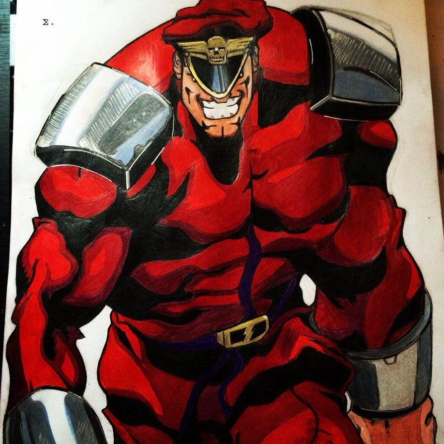 street_fighter_m_bison_by_snco_art0713-d6z73bo.jpg (894×894)