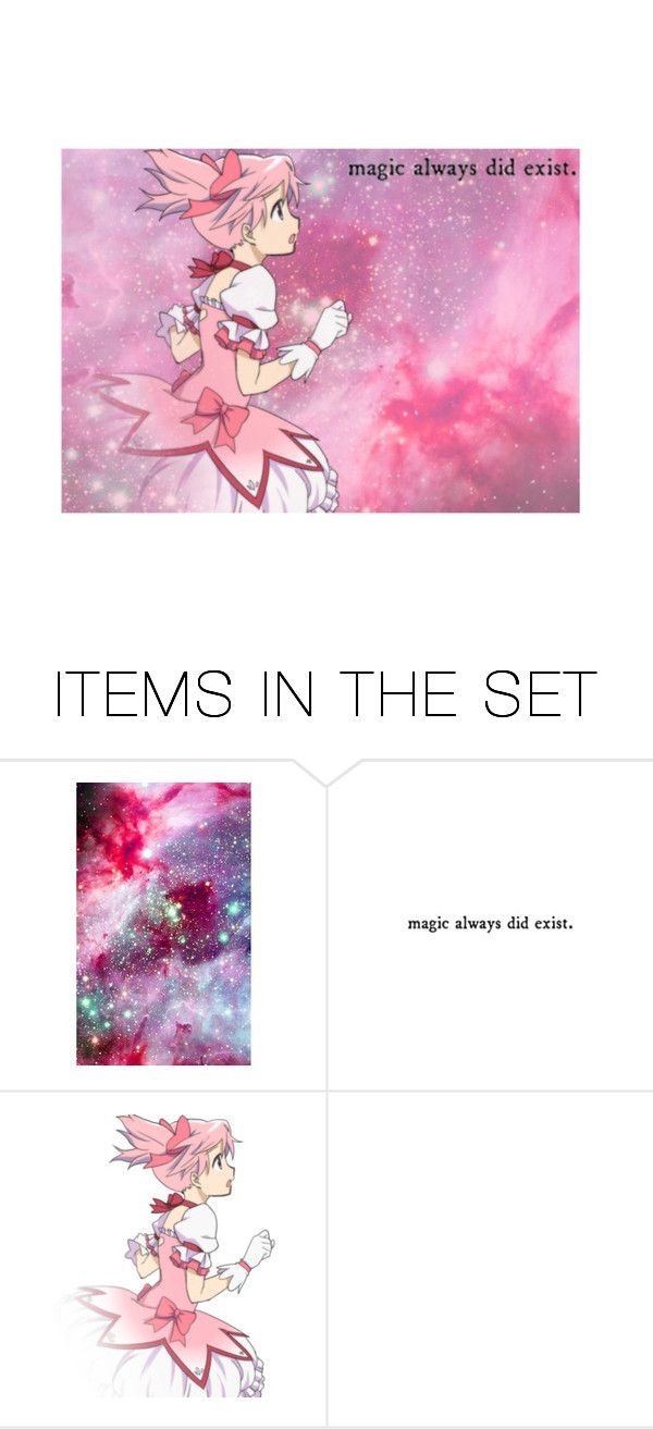 """magic always did exist..."" by stop-being-kawaii ❤ liked on Polyvore featuring art"