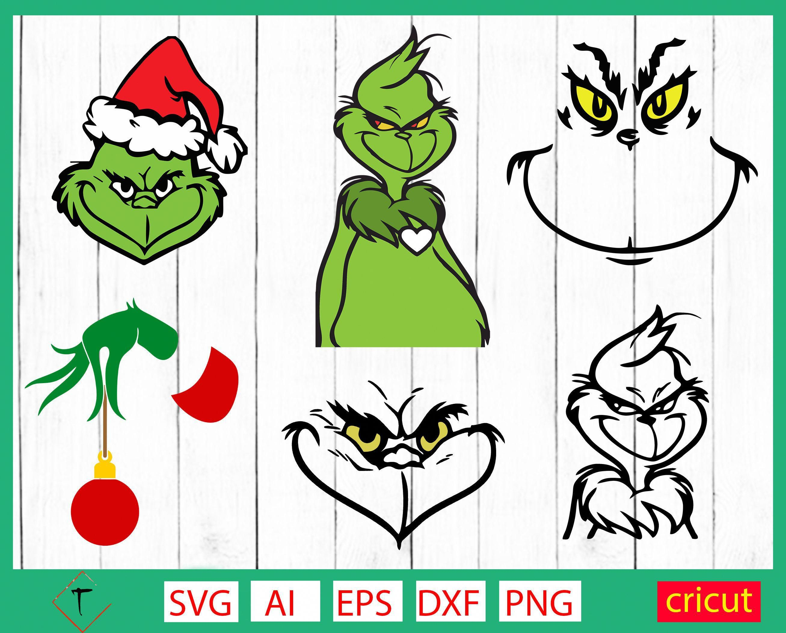 Stylish Face Mask Fashion In 2021 Grinch Face Svg Grinch Svg Free Grinch Christmas Decorations